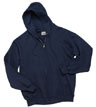 F283A - Ultimate Cotton 10-Ounce Full Zip Hooded Sweatshirt